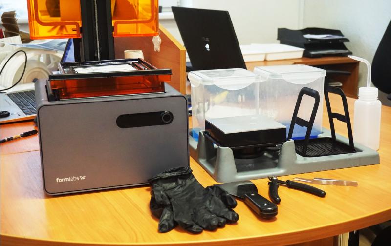 Профессиональное качество 3D-печати на рабочем столе: Formlabs Form 1+ - 2