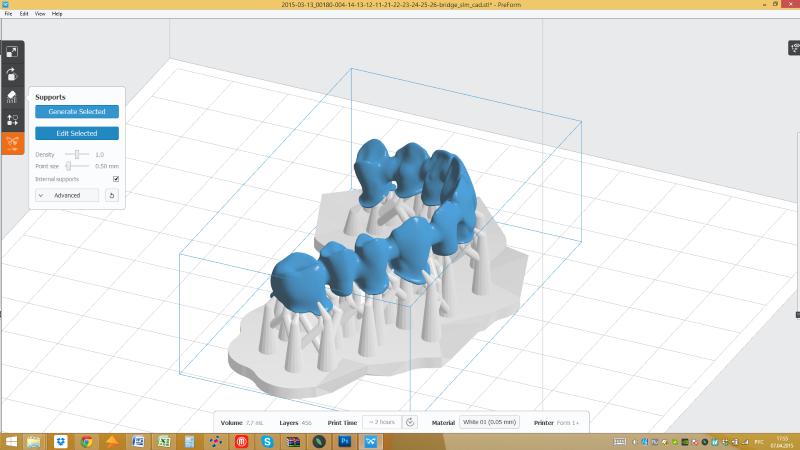 Профессиональное качество 3D-печати на рабочем столе: Formlabs Form 1+ - 6