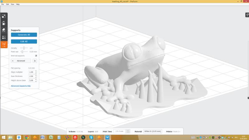 Профессиональное качество 3D-печати на рабочем столе: Formlabs Form 1+ - 8