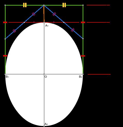 Рисование эллипса под произвольным углом в canvas на JavaScript - 24