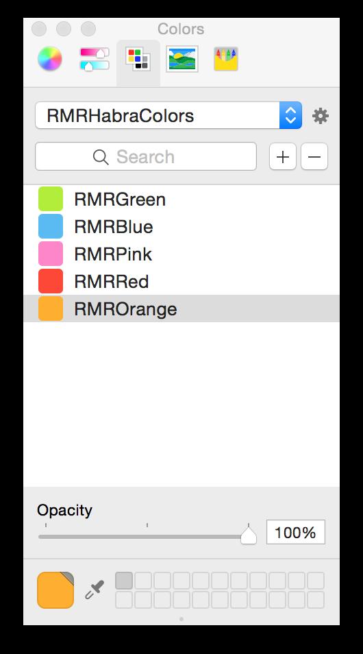 Стилизация iOS-приложений: как мы натягиваем шрифты, цвета и изображения - 4