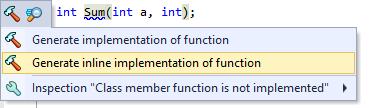 Встречайте ReSharper C++ - 2