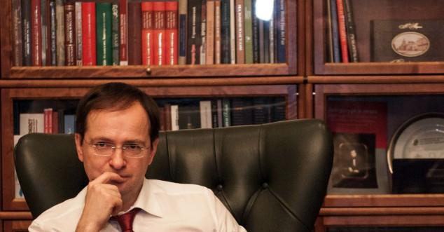 Владимир Мединский, министр культуры РФ