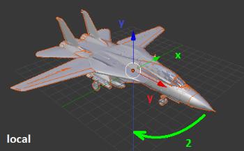 Имитация показаний датчиков с помощью массива точек пути - 10