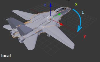 Имитация показаний датчиков с помощью массива точек пути - 9