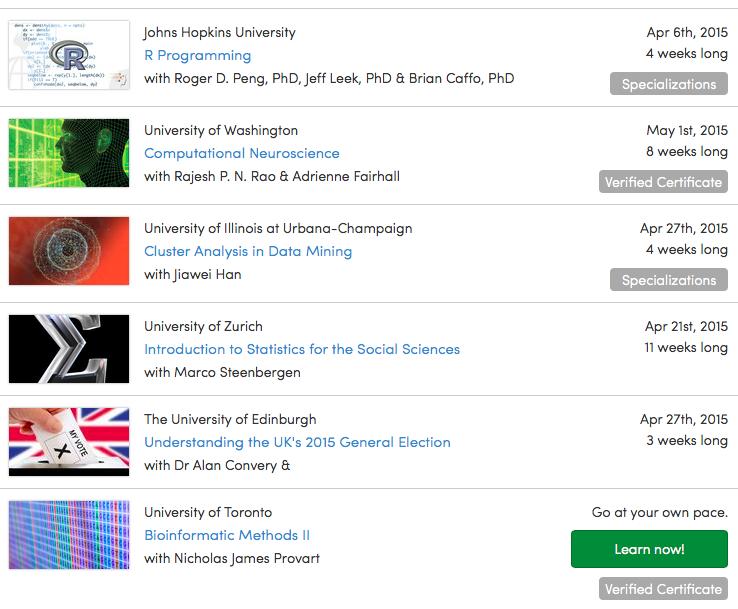 Хождение по MOOCам: опыт обучения на онлайн-курсах - 5