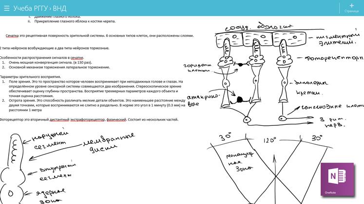 Конспектирование лекций с гаджетами. Путь к Microsoft. Часть вторая - 5