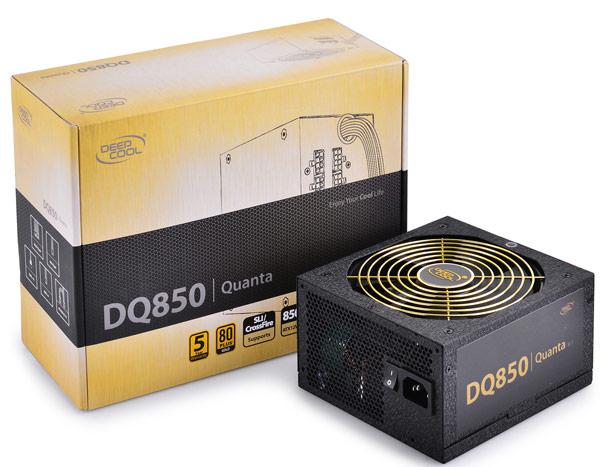 Deepсool Quanta DQ850
