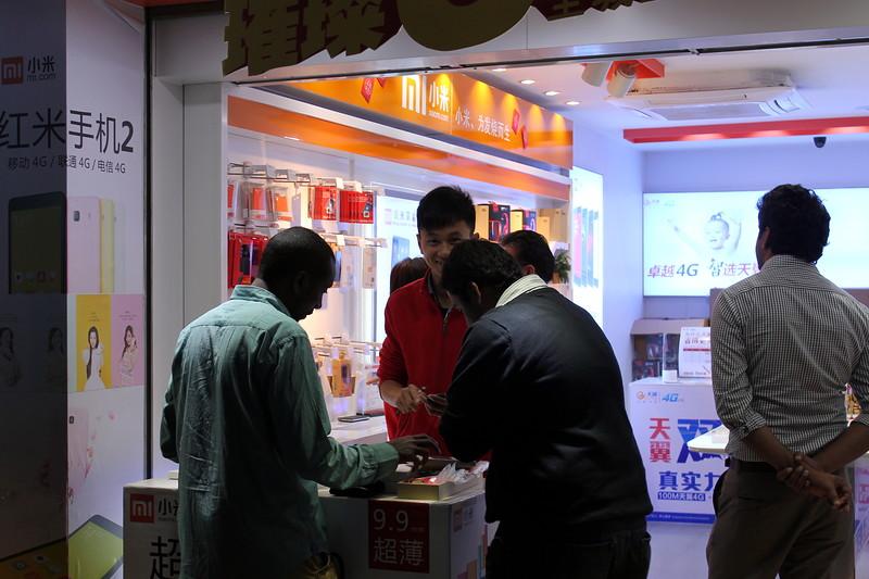 Электронный рынок HuaQiangBei в Шэньчжэне - 13