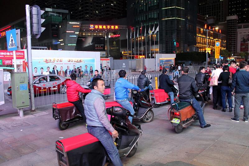 Электронный рынок HuaQiangBei в Шэньчжэне - 22
