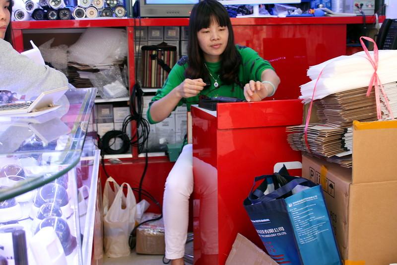 Электронный рынок HuaQiangBei в Шэньчжэне - 6