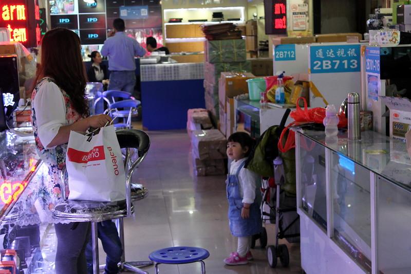 Электронный рынок HuaQiangBei в Шэньчжэне - 7