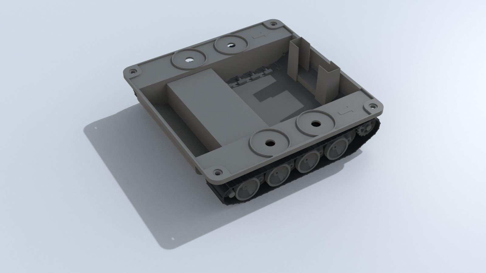 Как мы делали корпус робота - 7