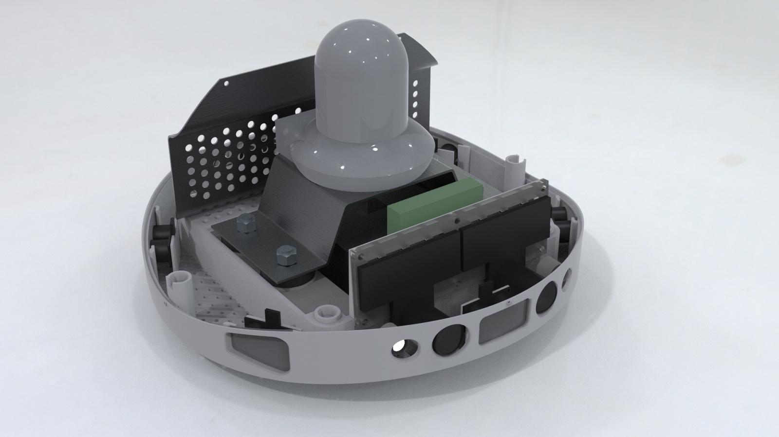 Как мы делали корпус робота - 9