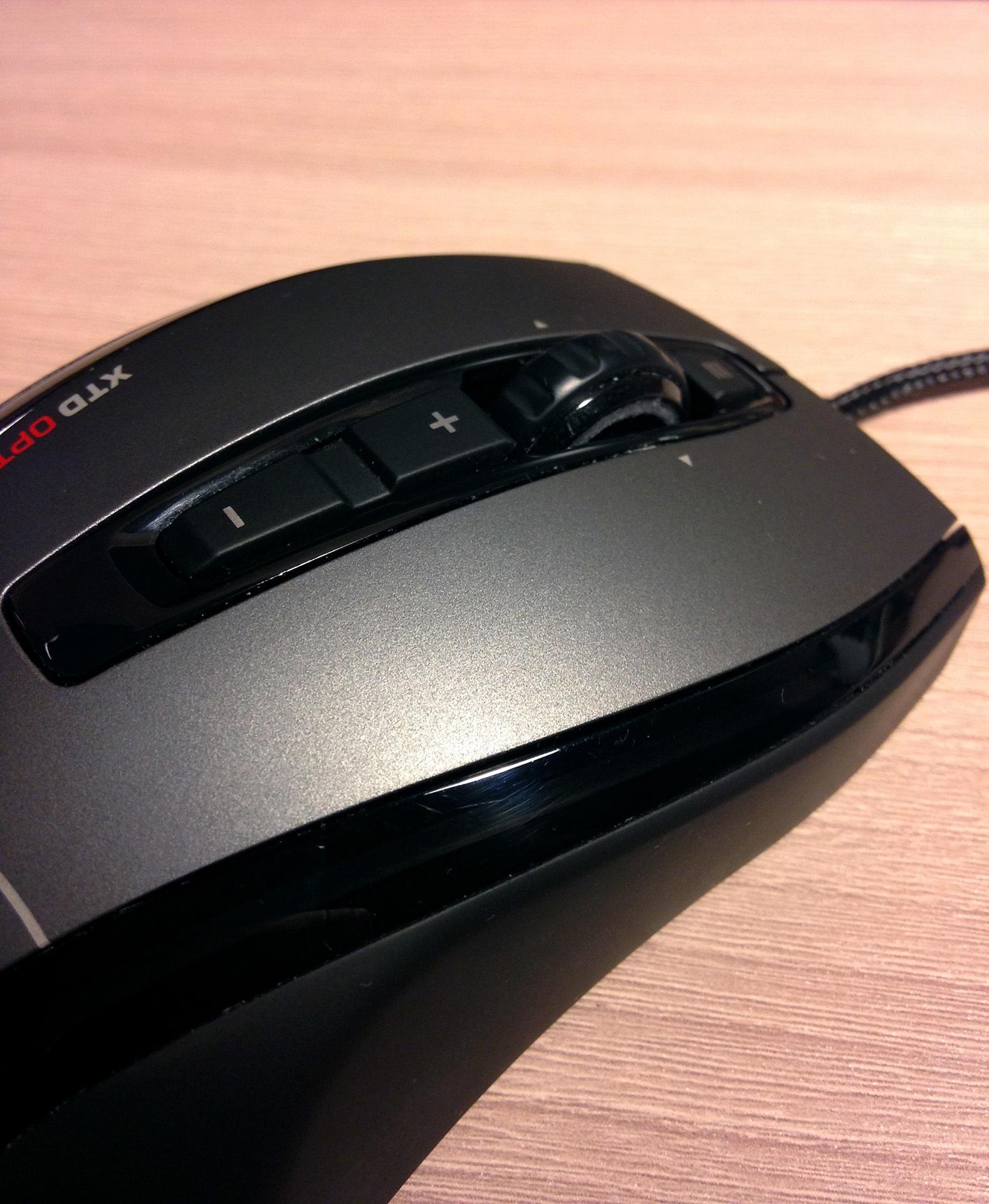 Мышки топ-сегмента – Roccat Kone XTD и Roccat Kone XTD Optical - 13