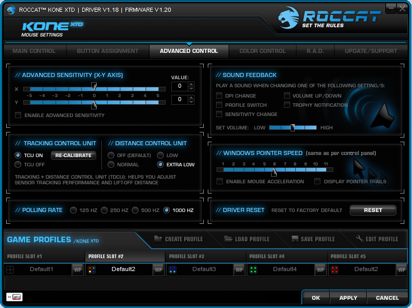 Мышки топ-сегмента – Roccat Kone XTD и Roccat Kone XTD Optical - 23