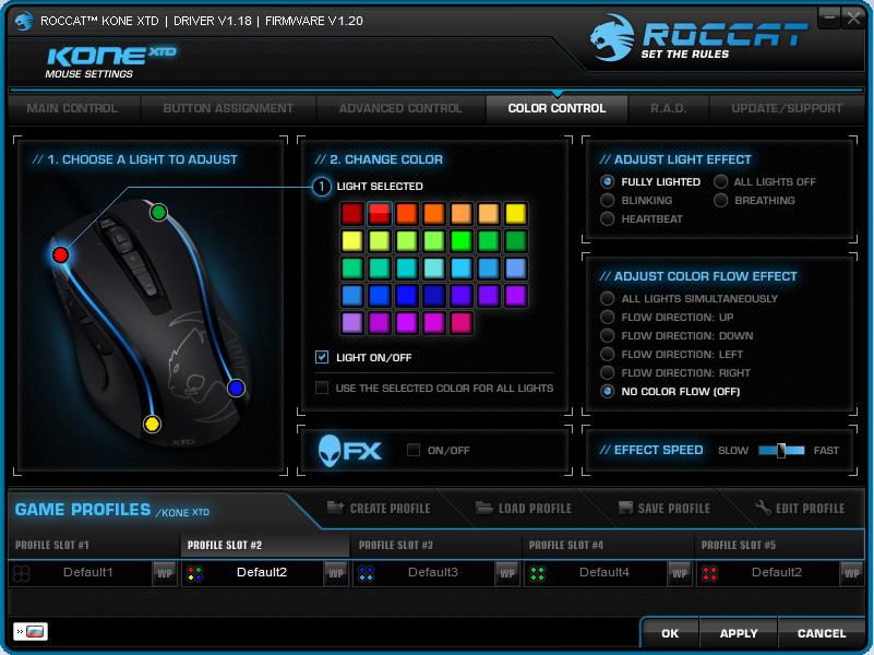 Мышки топ-сегмента – Roccat Kone XTD и Roccat Kone XTD Optical - 27