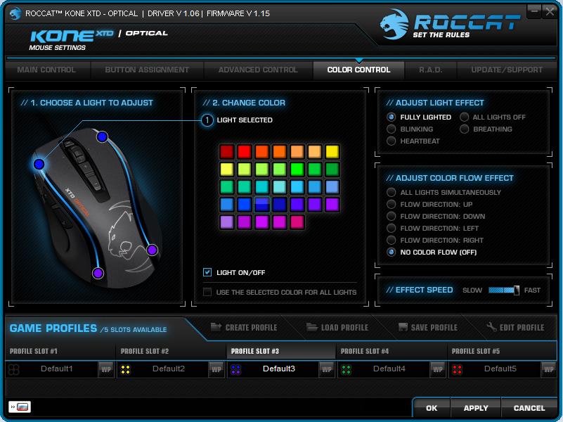 Мышки топ-сегмента – Roccat Kone XTD и Roccat Kone XTD Optical - 28
