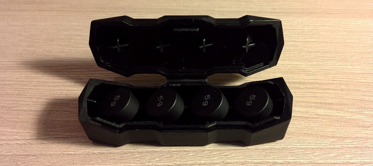 Мышки топ-сегмента – Roccat Kone XTD и Roccat Kone XTD Optical - 3