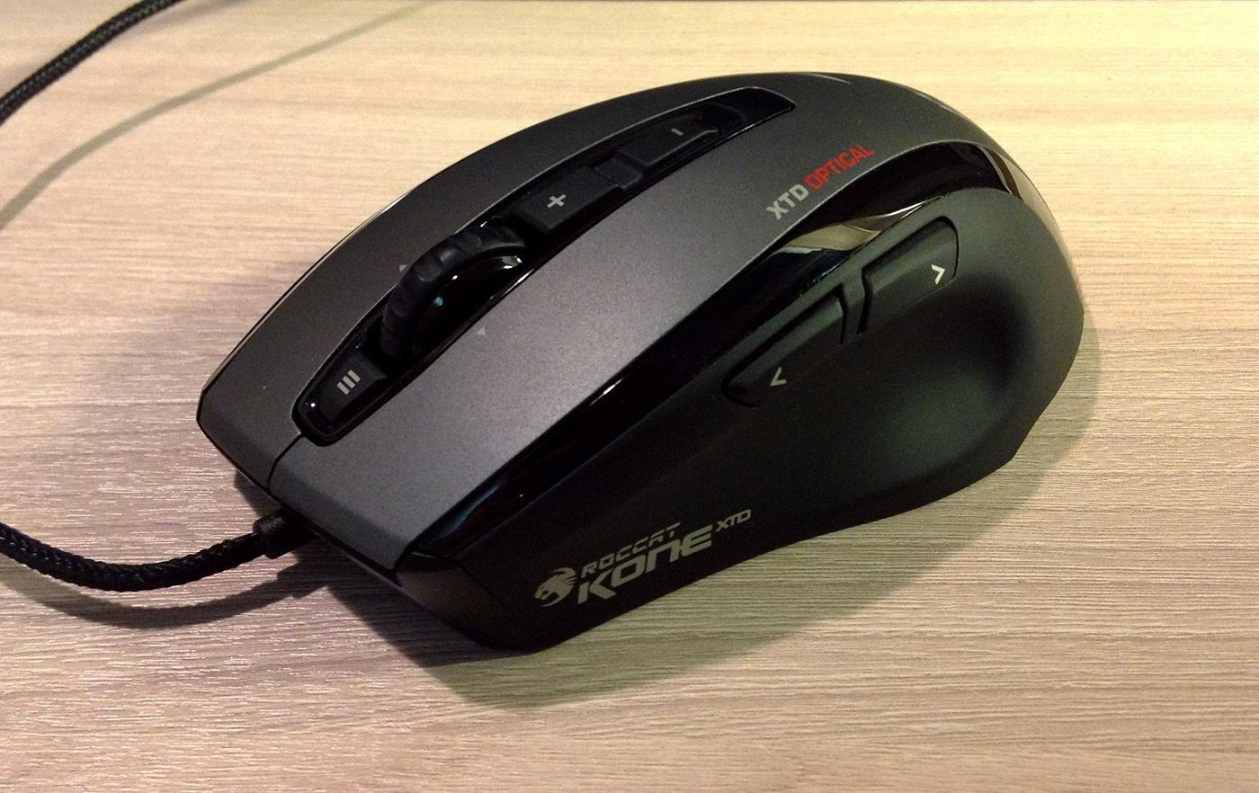 Мышки топ-сегмента – Roccat Kone XTD и Roccat Kone XTD Optical - 9