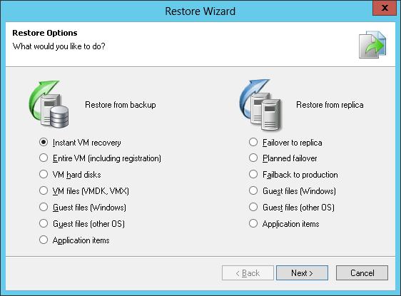 Резервное копирование и восстановление виртуализованного Microsoft Exchange с помощью Veeam Backup & Replication - 4