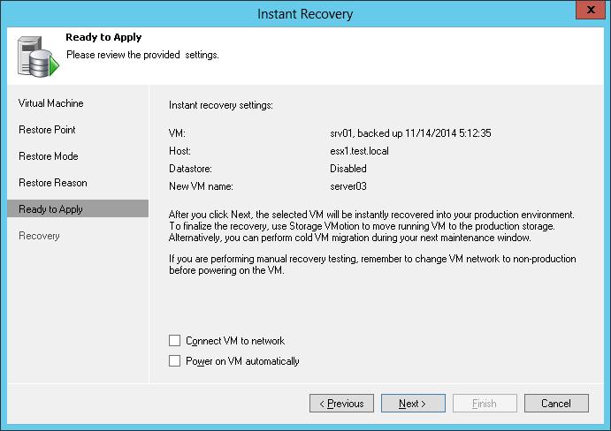 Резервное копирование и восстановление виртуализованного Microsoft Exchange с помощью Veeam Backup & Replication - 5