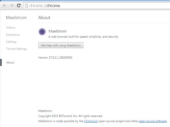Теперь peer-2-peer браузер Project Maelstrom доступен всем - 2