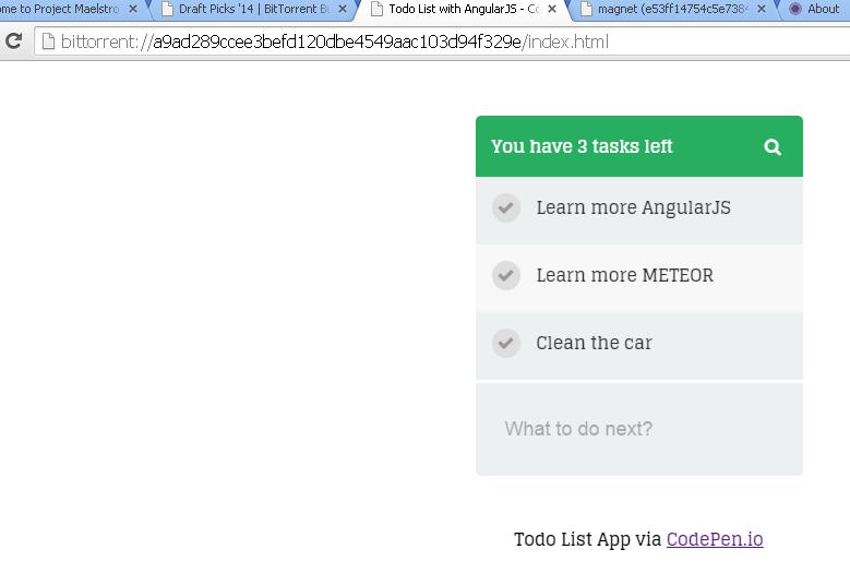 Теперь peer-2-peer браузер Project Maelstrom доступен всем - 4