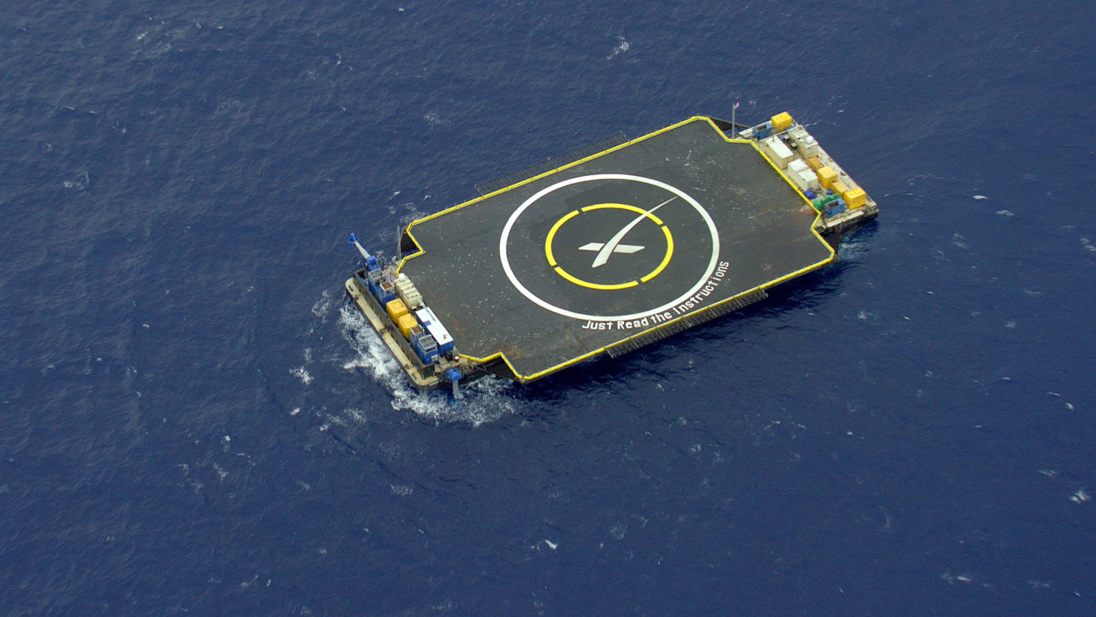 [Запуск отложен на 14 апреля 23:10] Сегодня SpaceX опять попытается посадить первую ступень ракеты Falcon 9 - 2