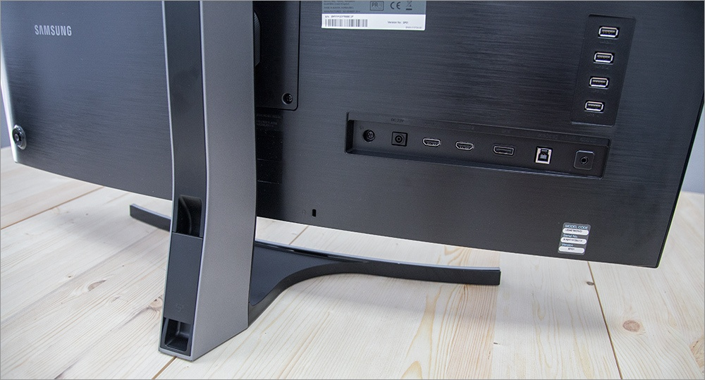 34-дюймовочка от Samsung. Воооот такооой ширины - 13