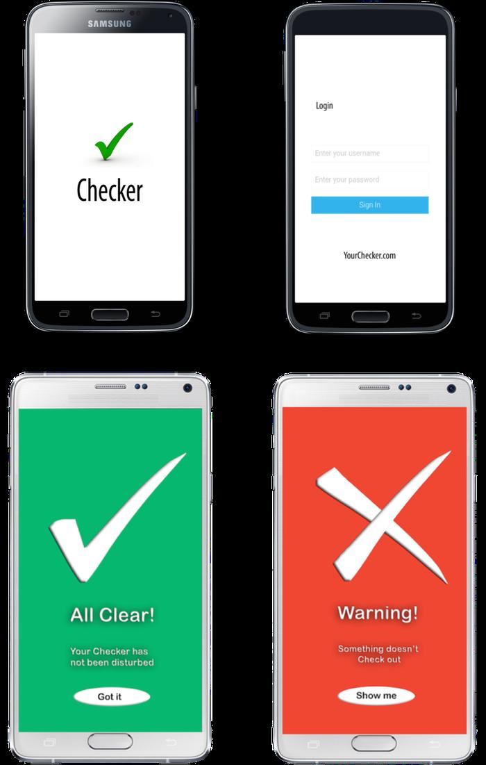 Checker — простой способ узнать, все ли в порядке с вашими вещами - 2