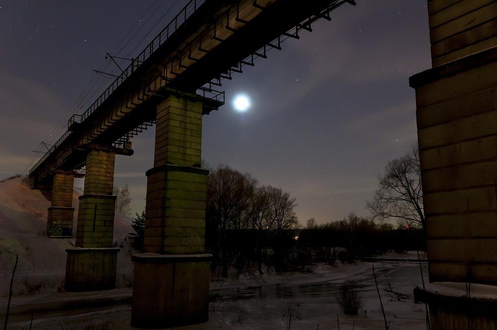 Чем можно заняться с фотокамерой ночью - 17