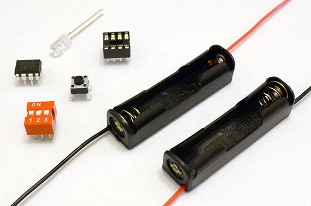 Делаем ИК-пульт ДУ для фотоаппарата - 5