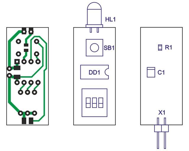 Делаем ИК-пульт ДУ для фотоаппарата - 6