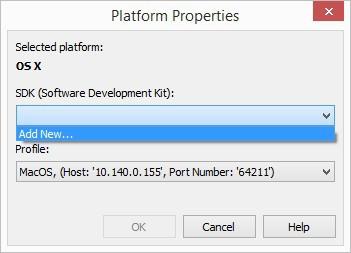 Как настроить Mac OS X, iOS-симулятор и RAD Studio XE8 (Delphi, C++ Builder) - 23