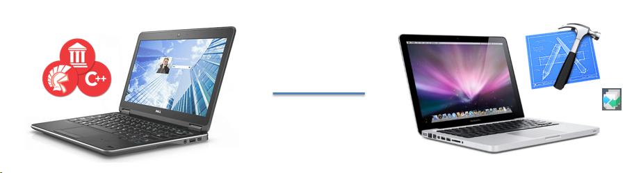 Как настроить Mac OS X, iOS-симулятор и RAD Studio XE8 (Delphi, C++ Builder) - 1