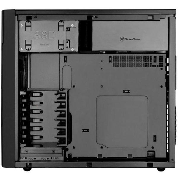 Рекомендуемая цена корпуса SilverStone KL06 — $79