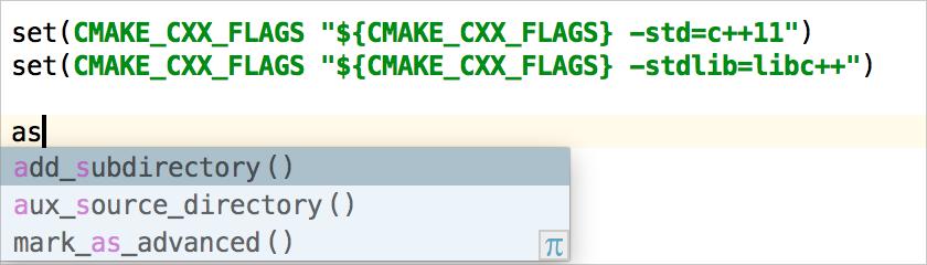 CLion 1.0 — мощный инструмент для мощного языка - 4
