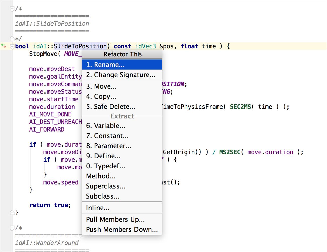 CLion 1.0 — мощный инструмент для мощного языка - 5