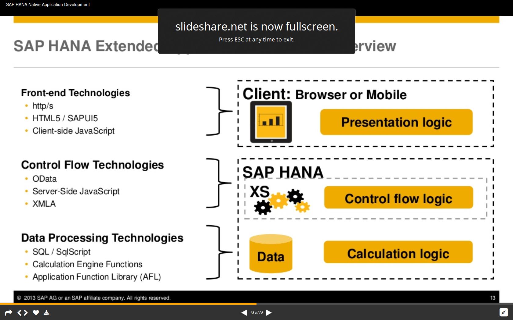 SAP Форум: новые возможности для разработчиков и стартаперов - 2
