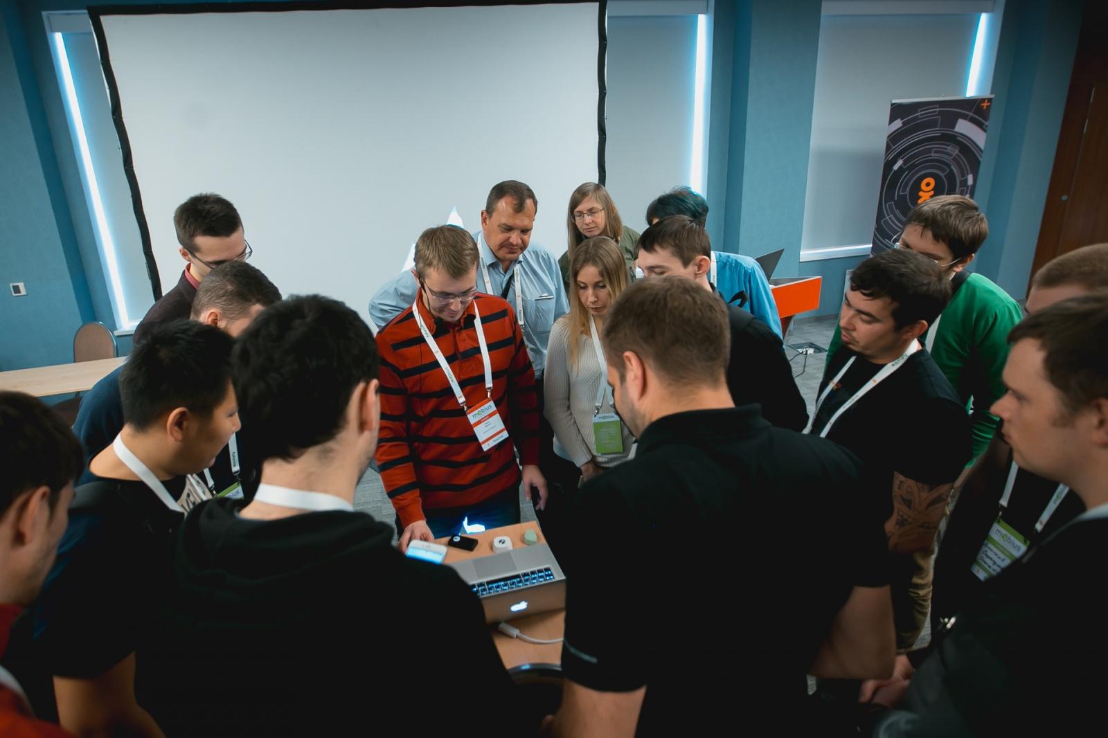 Конференция Mobius: как в мобильных устройствах открывали неочевидное - 8