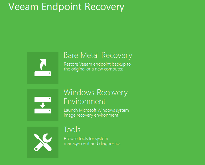 Обзор Veeam Endpoint Backup Free — продукта для бесплатного резервного копирования ноутбуков и компьютеров под управлением Windows - 11