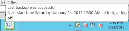 Обзор Veeam Endpoint Backup Free — продукта для бесплатного резервного копирования ноутбуков и компьютеров под управлением Windows - 3