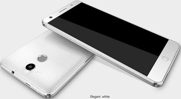 Смартфон Elephone P7000 получил дактилоскопический сенсор и окантовку из магналия - 2