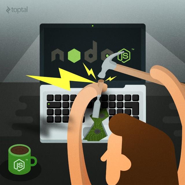 10 основных ошибок при разработке на Node.js - 1