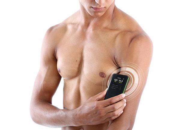Skulpt Aim поможет следить за состоянием мускулов и прогрессом тренировок: обзор + анбоксинг девайса - 1