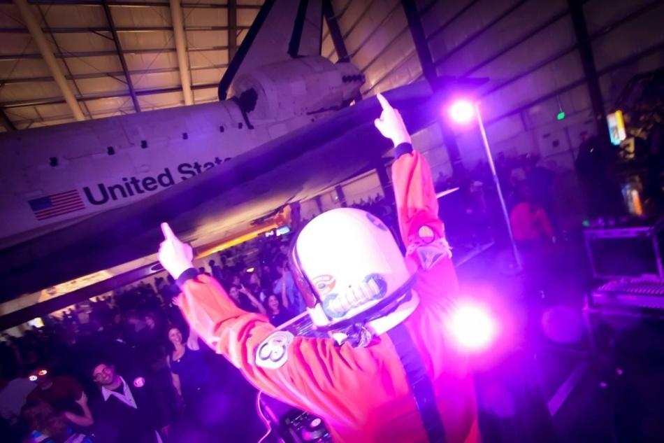 Как мир отметил День космонавтики - 3