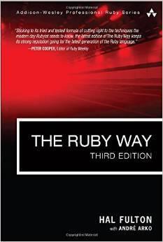 Новая книга о Ruby - 1