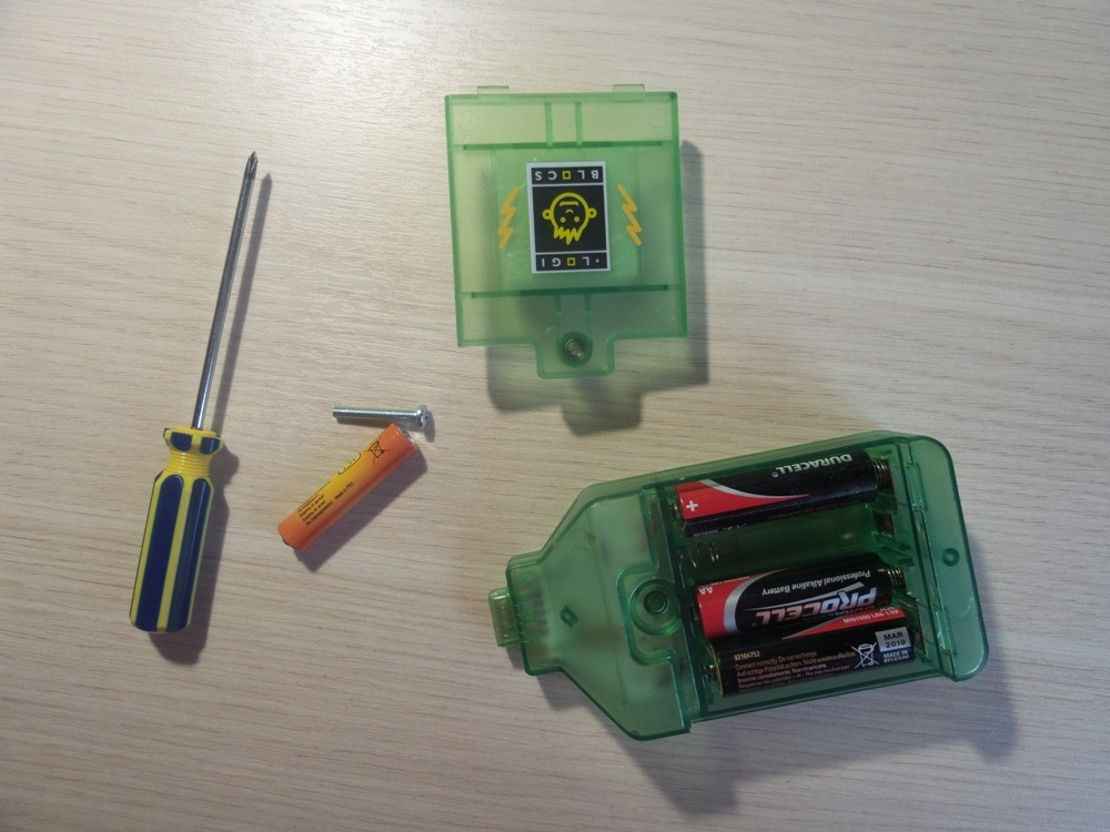 Обзор радиоконструктора Logiblocs «Spytech kit» - 12
