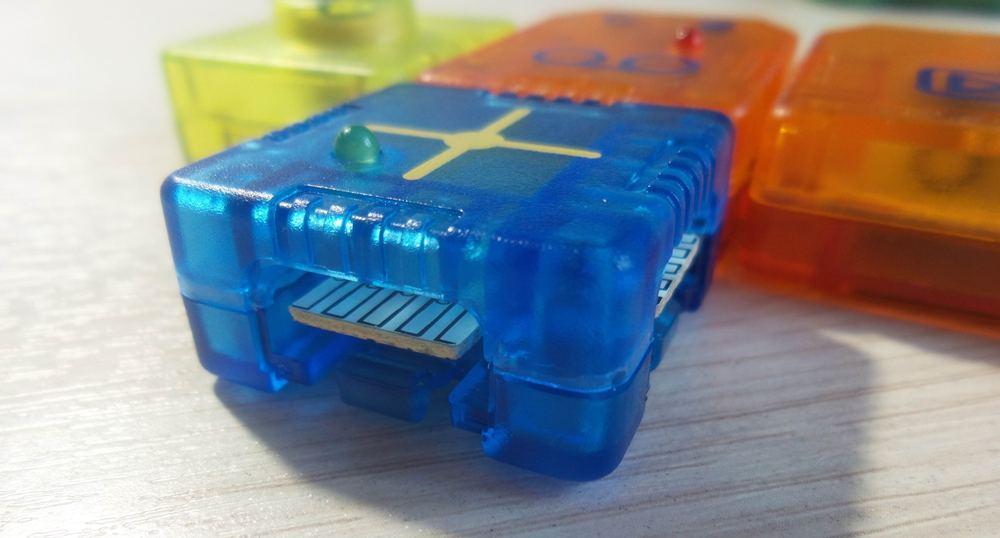 Обзор радиоконструктора Logiblocs «Spytech kit» - 8